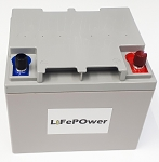 Lithium LiFePO4 Battery 50Ah 12V