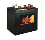 Crown 220Ah 6V Flooded Battery