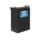 Crown 330Ah 6V AGM battery