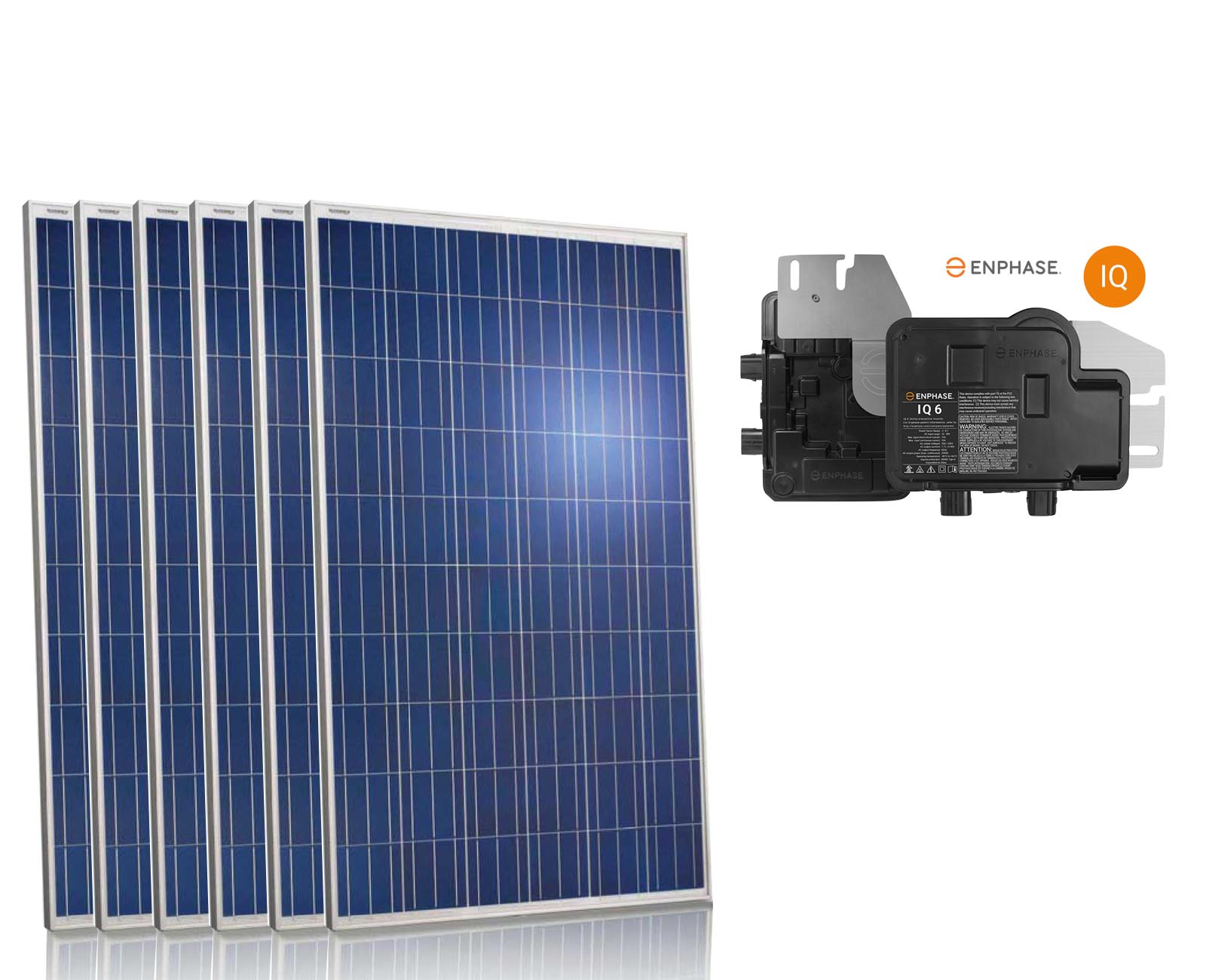 5kw Solar Kit With Micro Inverter Microinverter Panel System Design Electronic Products Quick View