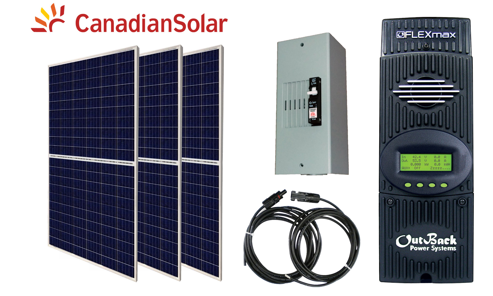 885w Mppt Solar Kit
