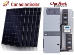 9.3 kW Pre-wired Hybrid Solar Kit