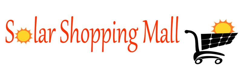 Welcome To Solar Shopping Mall Buy It Get Sun Free