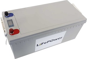 Lithium LiFePO4 Battery 60Ah 48V
