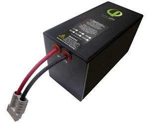 PHI 675™ 675 Wh lithium BATTERY