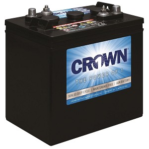 Crown 135Ah 12V AGM battery