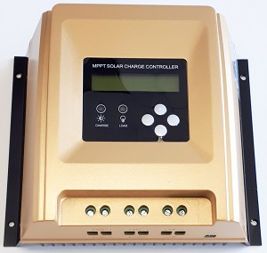SolarEngine 30A MPPT Charge Controller