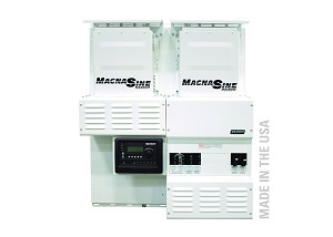 Magnum 8800W Inverter with E panel