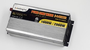SolarEngine 1000W 12V Pure Sine Inverter