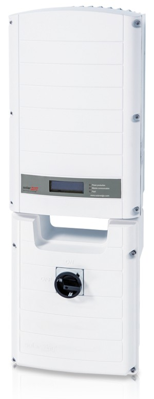 SolarEdge StorEdge 7.6kW Inverter Battery Backup